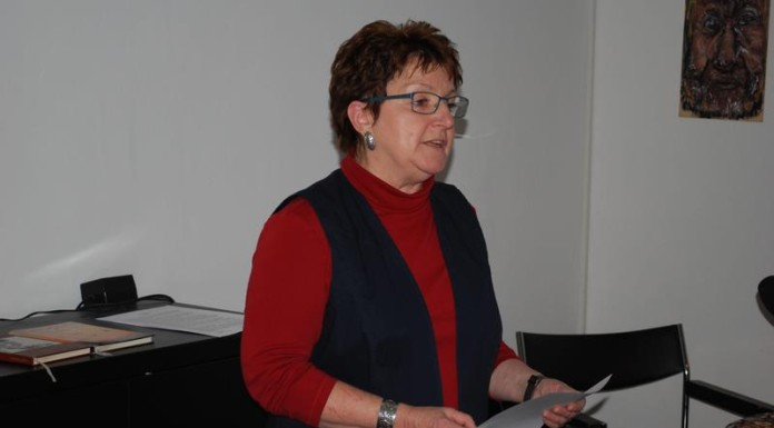 Lesung Edith Brünnler
