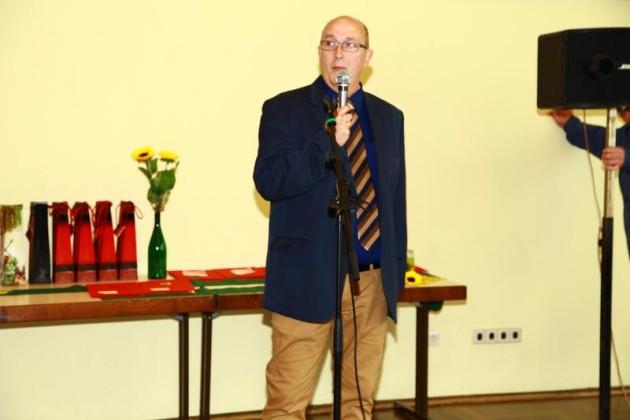 SPD-Ortsvorsitzender Frank Meier, Begrüßung