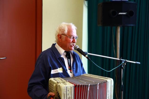 Alleinunterhalter Heinz Maffenbeier