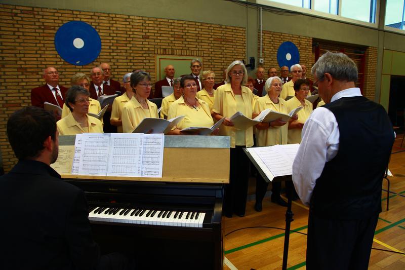 Von Melodie zu Melodie mit Thalia Harmonie