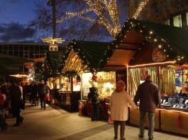 Weihnachtsmarkt in Ludwigshafen