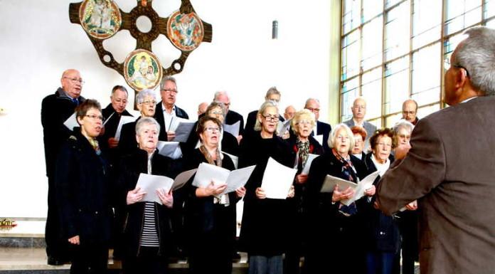 Chorgemeinschaft Thalia Harmonie, Leitung Gerhard Egersdörfer