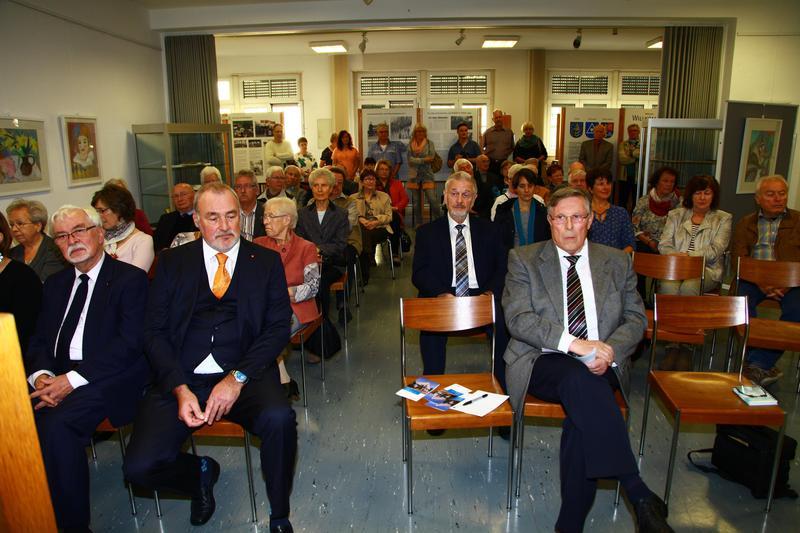 Feierstunde 50-Jahre Heimatmuseum im Rathaus Oppau