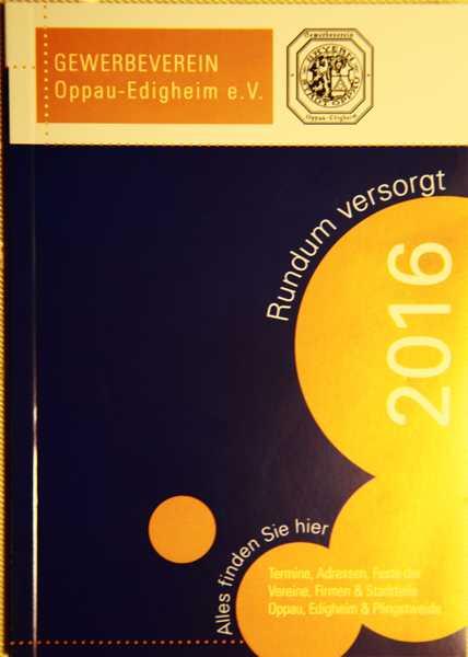 Vereinsterminkalender 2016