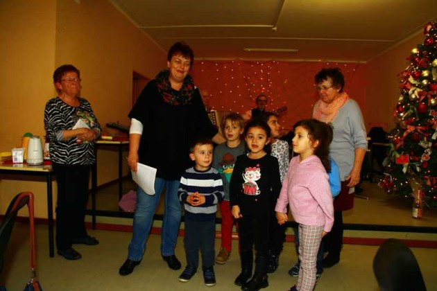 Oberlin Kindergarten.