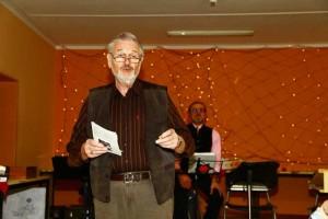 Weihnachtsgeschichten mit Hubert V. Eisenhauer