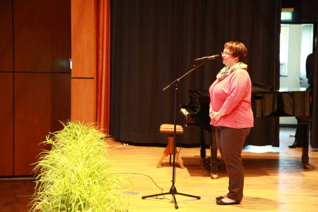 Grußwort Kerstin Messemer-Pfeiffer, Seniorenbetreuung Ludwigshafen