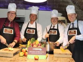 """Gastronomiewettbewerb """"Genuss vor der Pfalz"""""""