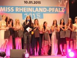 Wahl zur Miss Rheinland-Pfalz