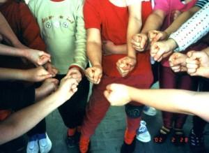 Selbstverteidigung - Kinderschutzbund