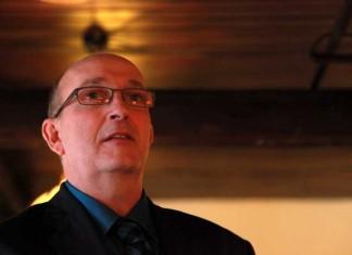 Frank Meier, Ortsvereinsvorsitzender der SPD Oppau