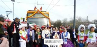 33. Narrenexpress Oppau-Rheingönheim