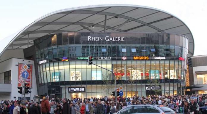 Verkaufsoffener Sonntag in Ludwigshafen