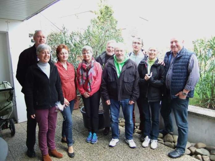 Gäste waren von der Pfalz begeistert