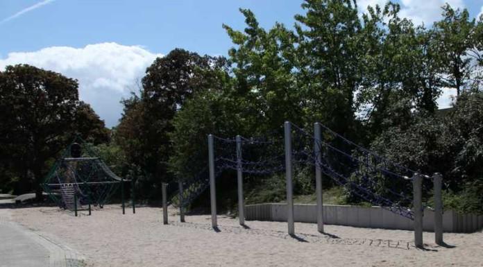 Kinderspielplatz Oppauer Park. Archivfoto: 2012