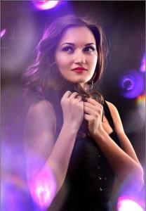Sängerin Valeria Maurer