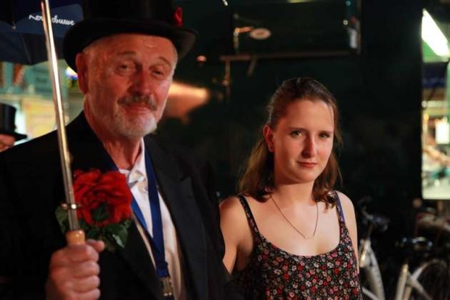 Hubert Eisenhauer und Rebecca Frings