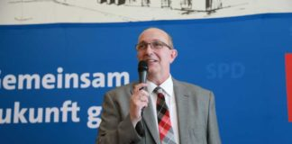 Frank Meier SPD-Vorsitzender Ortsbezirk Oppau.
