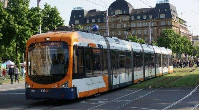 RNV-Stadtbahn