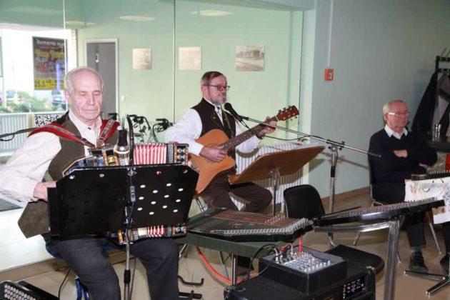 Musikgruppe Gregor Strassel.