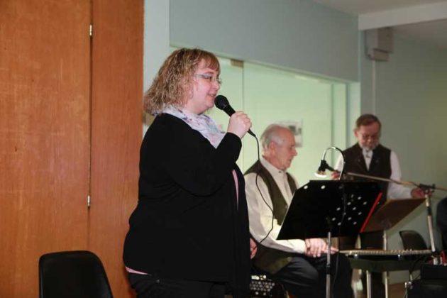 Frau Messemer-Pfeiffer von der Seniorenbetreuung Ludwigshafen