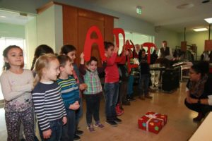 Oberlin-Kindergartengruppe