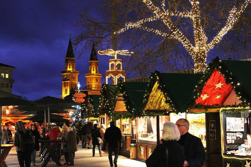 Wo Ist Weihnachtsmarkt Heute.Heute Auf Dem Weihnachtsmarkt Oppau Info