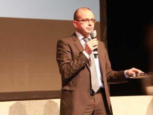 Stadtkämmerer Dieter Feidt