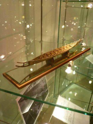 Das Hjortspring-Boot von 300 vor Chr.