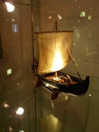Das Knorre-Skuldelev-Schiff um 960.