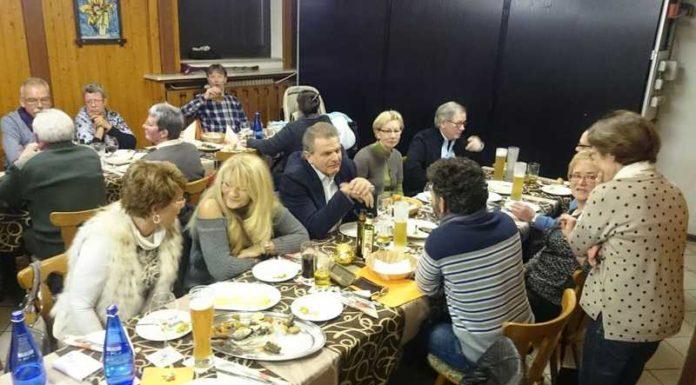 Neujahrsessen des Gewerbevereins Oppau-Edigheim