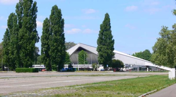 Eberthalle in Friesenheim
