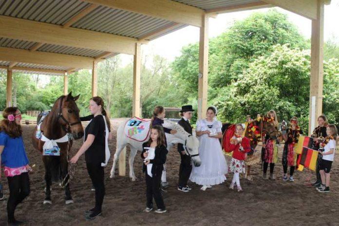 Frühlings- und Reiterfest der Jugendfarm