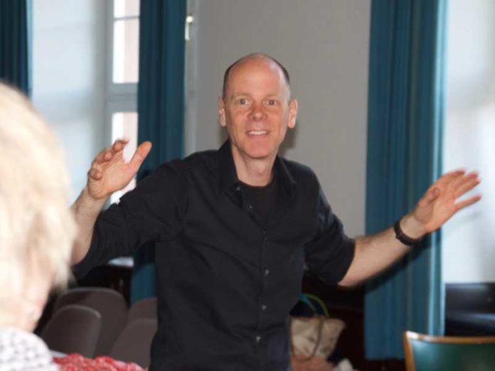 Patrick Buttmann, Chorleiter TakeFour