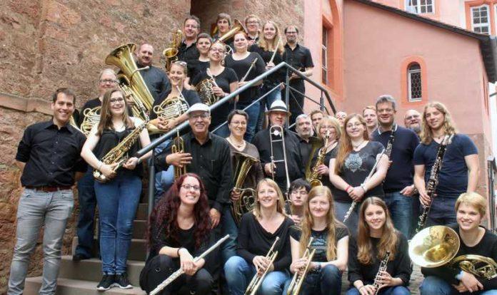 Modernes Blasorchester Kurpfalz Oppau