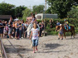 Sommerfest auf der Jugendfarm