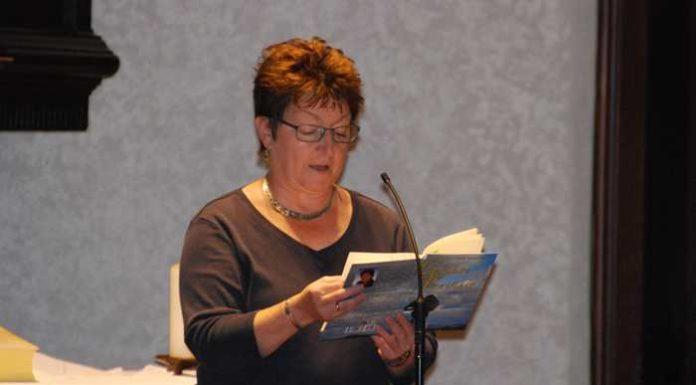 Mundartlesung mit Edith Brünnler