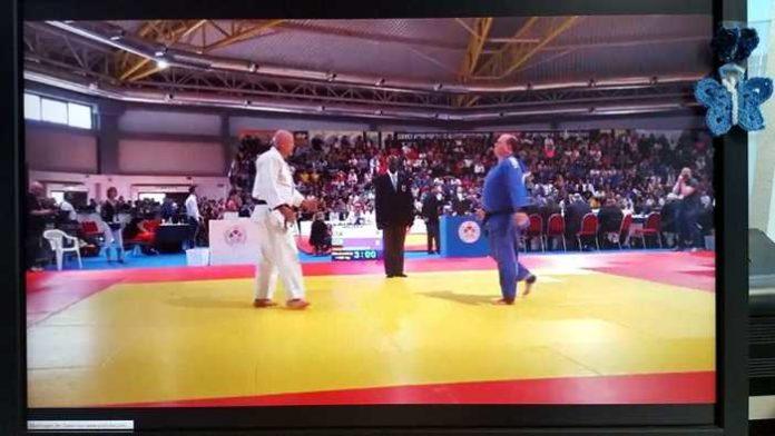 Frank Herrmann vom Judo-Club Ippon (JCI)