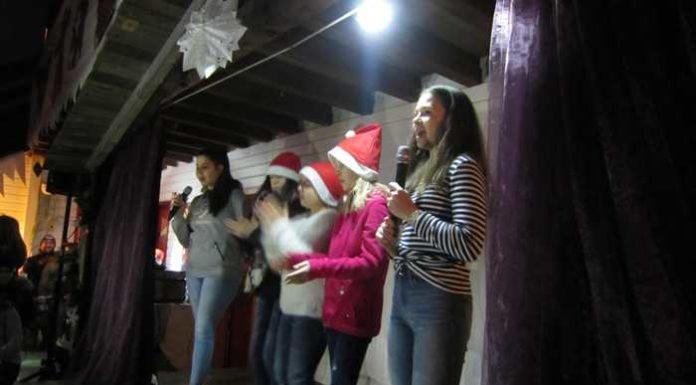 Weihnachtsfeier auf der Jugendfarm