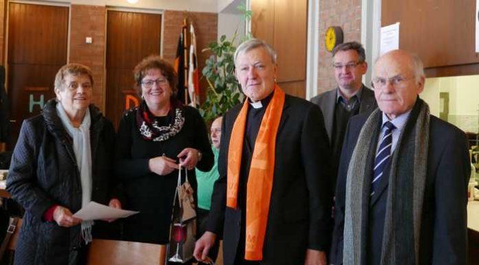 Kolpingfamilie Pfingstweide feiert den Kolping-Gedenktag