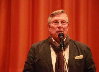 Begrüßung durch 1. Vorsitzenden Udo Scheuermann. (Archivbild)