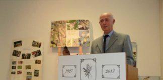 40 Jahre Vorstand im Vogelschutzverein: Alfred Pfeiffer