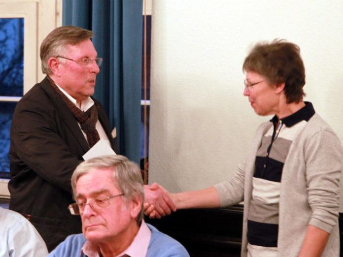 Neues CDU-Ortsbeiratsmitglied Frau Scherwath