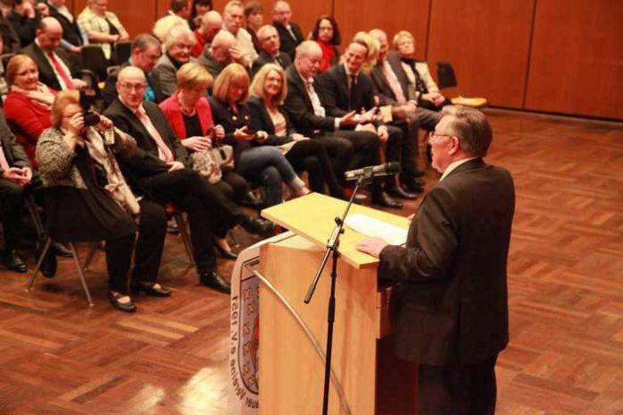 Neujahrsansprache des Ortsvorstehers Udo Scheuermann