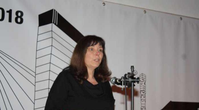 Oberbürgermeisterin Jutta Steinruck