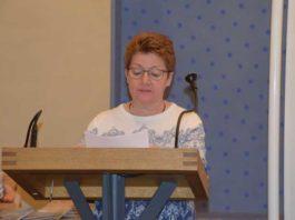 Lesung mit Edith Brünnler
