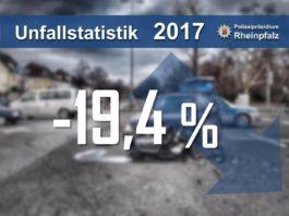 Verkehrsunfallstatistik 2017