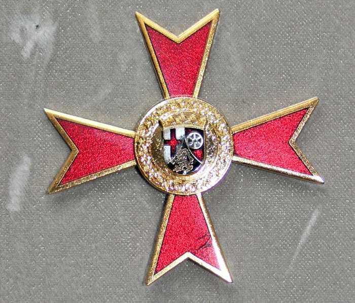 Oppau 7.11.2000 Verleihung des Landesverdienstordens