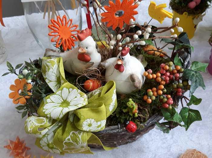 Frühlings und Osterbasar in der Pfingstweide