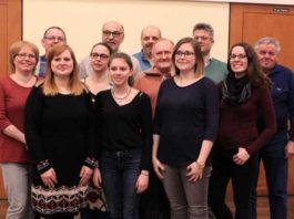 Die frisch gewählte Vorstandschaft des MBO Kurpfalz